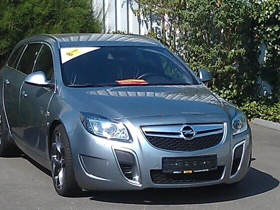 Opel Insignia Sports Tourer OPC (Opel Insignia - Sports Tourer)