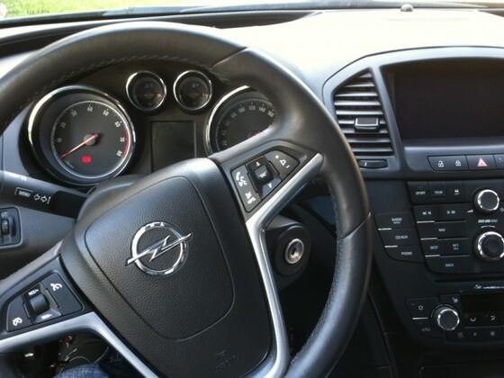 Dark´s Mockerle (Opel Insignia - Sports Tourer)