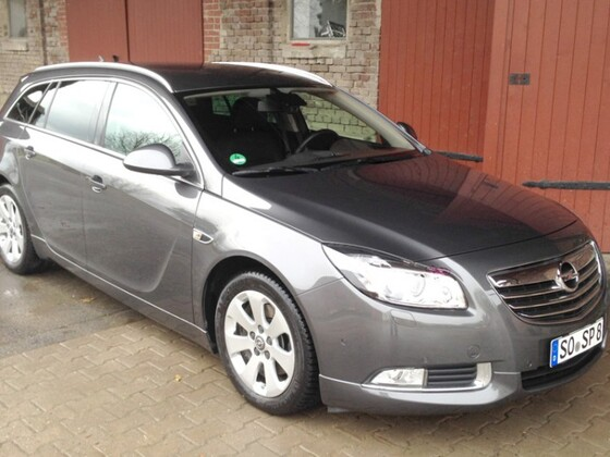 Insignia Sports Tourer (Opel Insignia - Sports Tourer)
