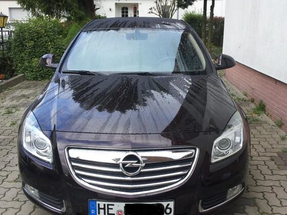 Insignia 2.0 CDTI, Automatik (Opel Insignia - 4-Türer)