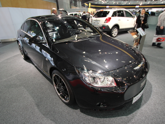 Bitter Insignia Performance (Opel Insignia - 4-Türer)