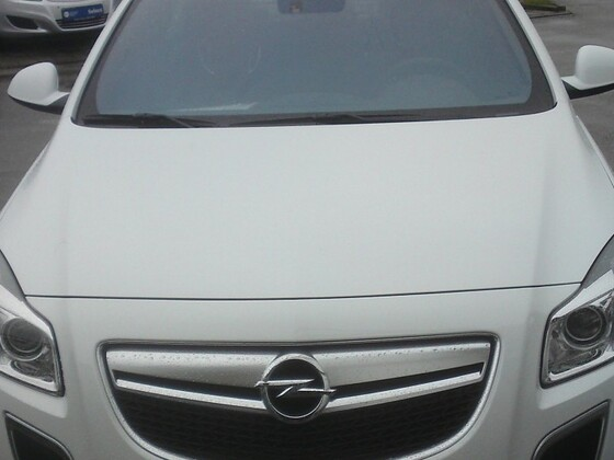 Schneefräse - Insignia OPC (Opel Insignia - 5-Türer)