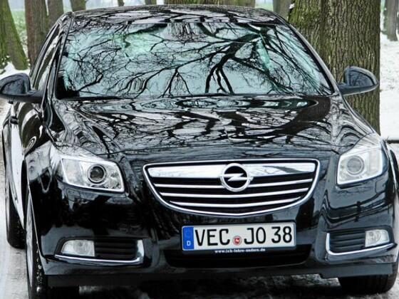 Opel Insignia cdti (Opel Insignia - 4-Türer)