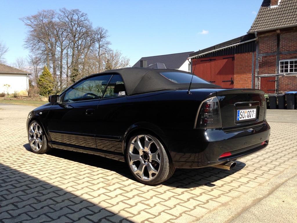 G cabrio forum astra Opel Astra