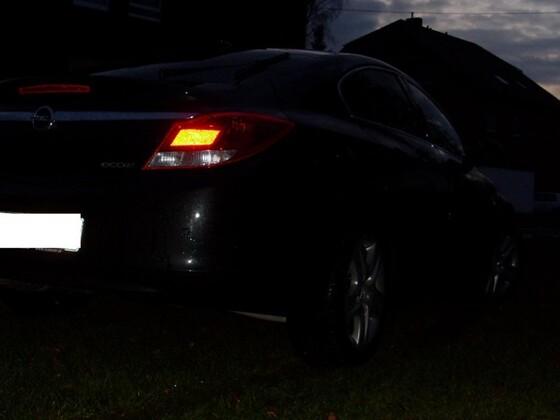 Lady Insignia oder Black Lady oder Blacky (: (Opel Insignia - 5-Türer)