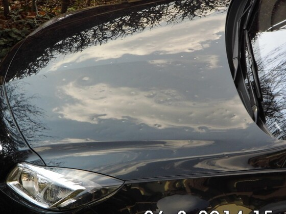 Meine Dicke (Opel Insignia - Sports Tourer)