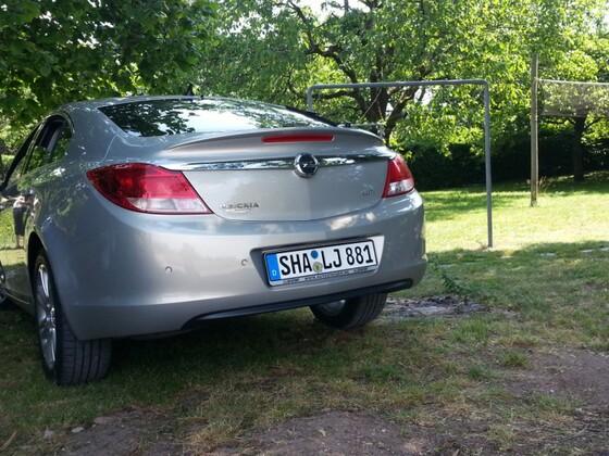 Insignia 2.0 CDTI (Opel Insignia - 5-Türer)