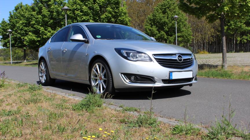 Mein Opel Insignia