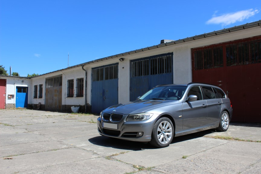 BMW E91LCI
