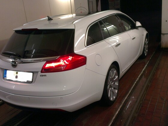 Insignia ST Innovation 2.0 CDTi (Opel Insignia - Sports Tourer)