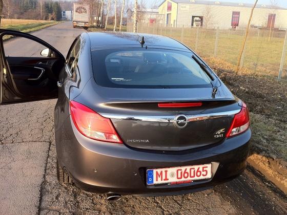Opel Insignia 2.0 CDTI 160PS Fließheck