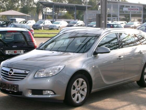 Mein Lastesel (Opel Insignia - Sports Tourer)