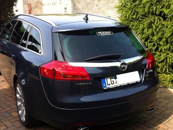 Opel Insignia Sports Tourer 1.6T (Opel Insignia - Sports Tourer)