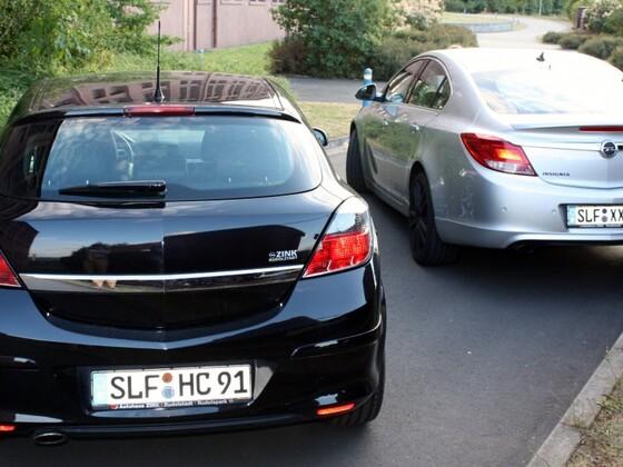 Opel Insignia Sport 2.0 Turbo 4x4 (Opel Insignia - 5-Türer)