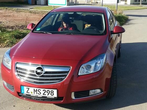 Opel Insignia 2.8 Sport (Opel Insignia - 5-Türer)