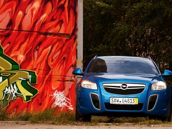 Siggi (Opel Insignia - Sports Tourer)