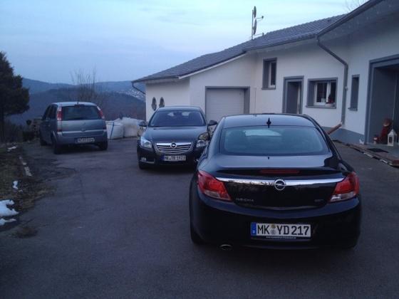 Insignia (Opel Insignia - 4-Türer)