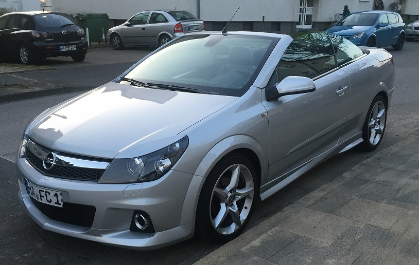Veccis Astra Twintop OPC-Line