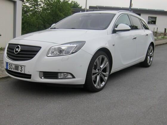 Insignia ST CDTI (Opel Insignia - Sports Tourer)