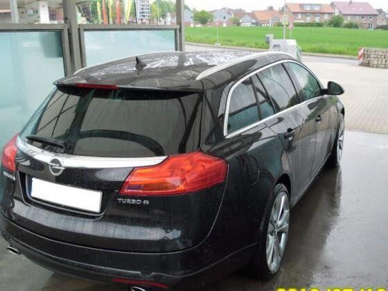 Insignia ST 2.0T 4*4 (Opel Insignia - Sports Tourer)