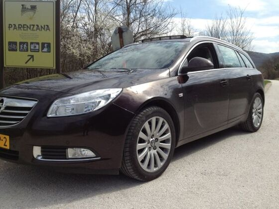 Braunen 1,6 liter Turbo (Opel Insignia - Sports Tourer)