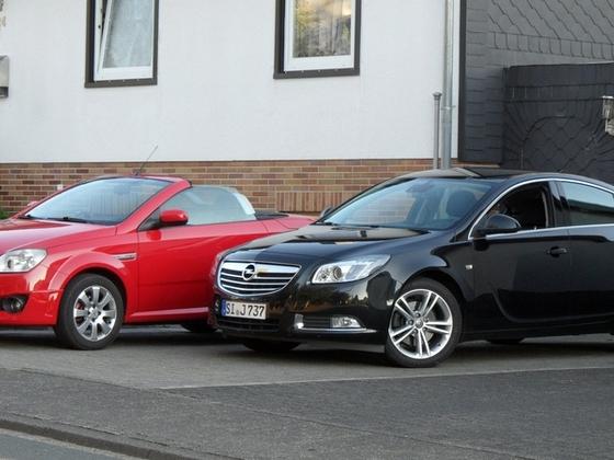 Insignia (Opel Insignia - 5-Türer)