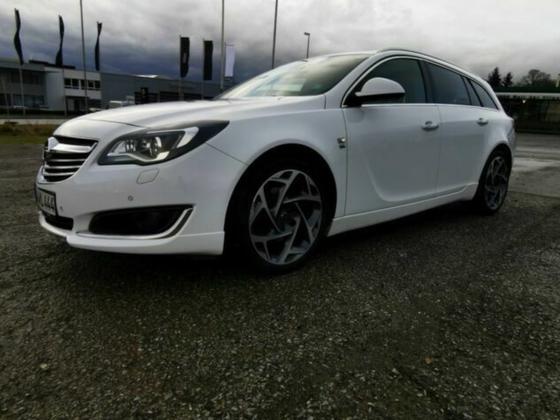 Ein Schmuckstück von Opel
