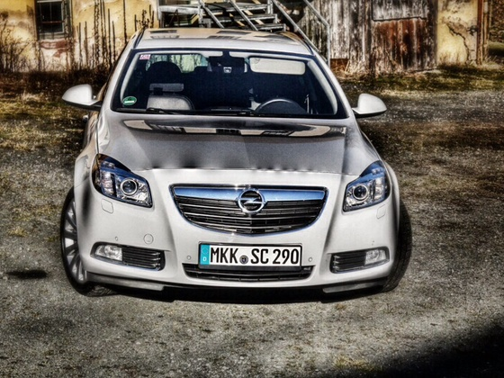 Opel Insignia Sports Tourer (Opel Insignia - Sports Tourer)