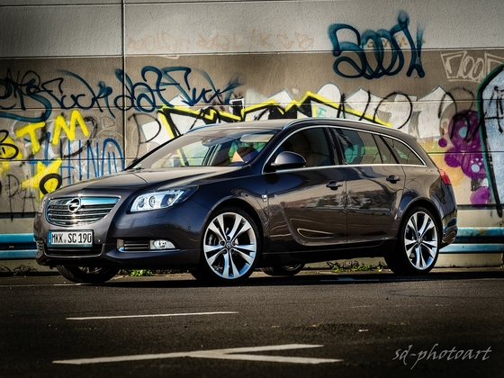 Insignia OPC Line Indian Summer 2.0 CDTI