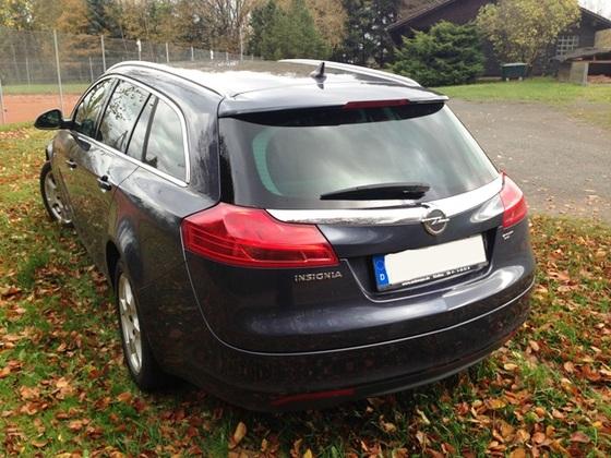 Opel Insignia 2,0 CDTI ST (Opel Insignia - Sports Tourer)