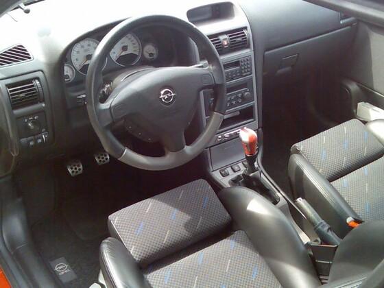 Opel Astra G OPC (Fremdfahrzeuge)