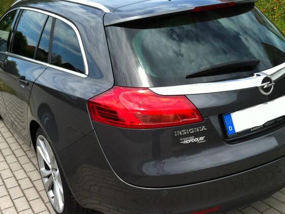 Insigina ST (Opel Insignia - Sports Tourer)