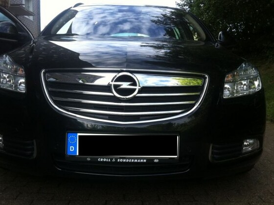 Opel Insignia Sports Tourer 150 Jahre Opel 2,0 CDTI Start Stop (Opel Insignia - Sports Tourer)