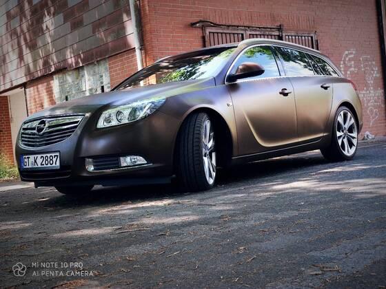 Opel Insignia 2012 OPC Line