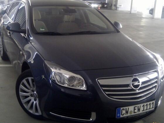 Mein Insi (Opel Insignia - Sports Tourer)