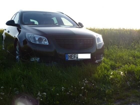 Insignia Sports Tourer (Opel Insignia - Sports Tourer)
