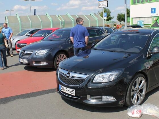 Opel Insignia ST 2,0 CDTI (Opel Insignia - Sports Tourer)
